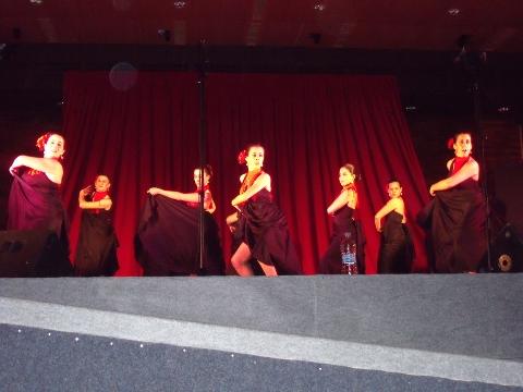 """GalaCF07 Escuela de Baile """"Maribel Urbano"""""""