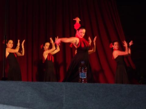 """GalaCF08 Escuela de Baile """"Maribel Urbano"""""""