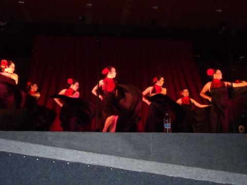 """GalaCF15 Escuela de Baile """"Maribel Urbano"""""""