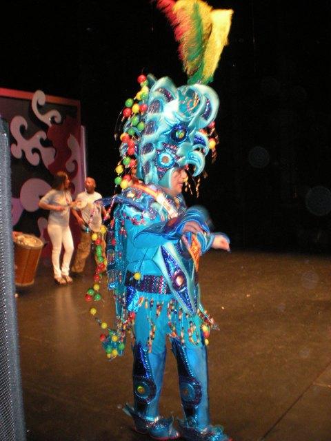 Presentación Carnaval 2.009 Foto 10