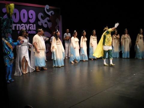 Presentación Carnaval 2.009 Foto 12